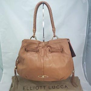 🆕️👜🆕Elliott Lucca Padova Style Leather Handbag